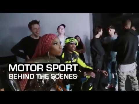 MOTOR SPORT – BEHIND THE SCENES BY MIGOS FEAT. NICKI MINAJ & CARDI B