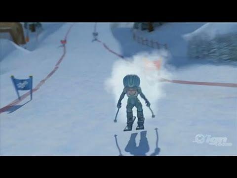 Mountain Sports Nintendo Wii Trailer – Debut Trailer